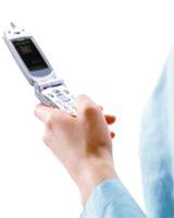 携帯で対応