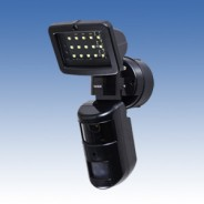 センサーライト付きカラーカメラ(PVL-672)